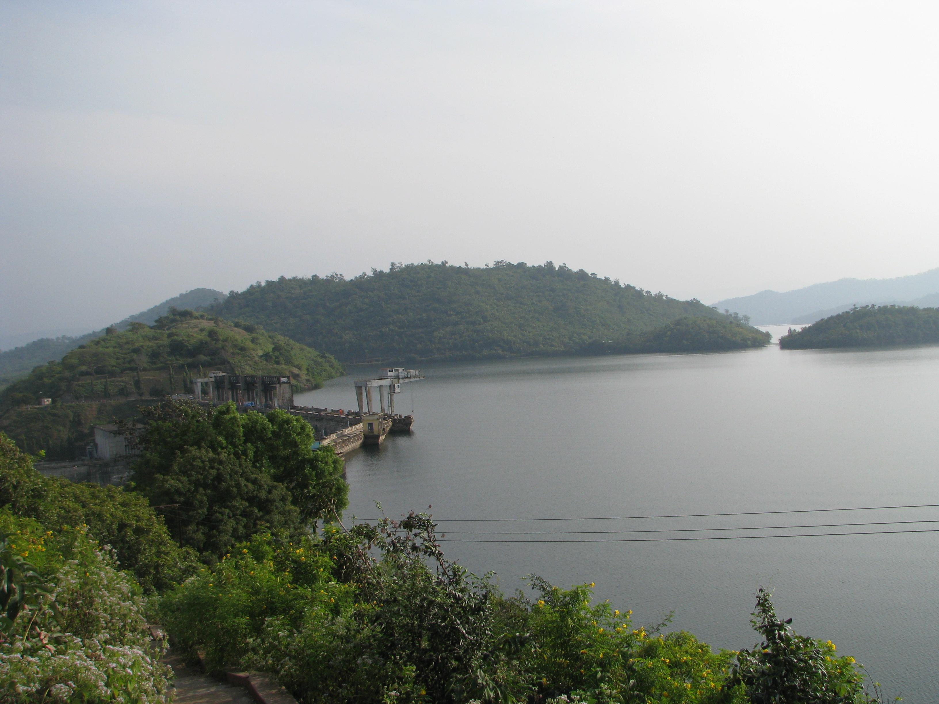 Amruthapura sompura bhadra dam day 1 a proud skoda fabia owner
